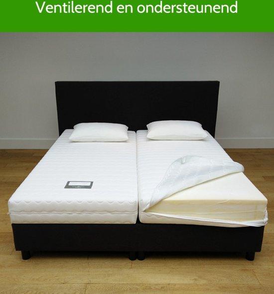 bol pocketvering matras 160x200 cm 22 cm dik medium