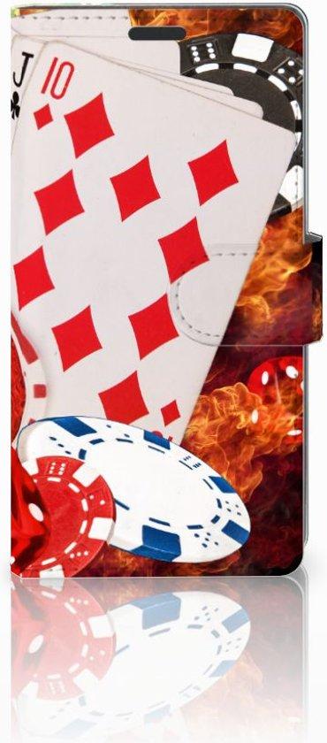 Sony Xperia Z3 Uniek Ontworpen Design Hoesje Casino