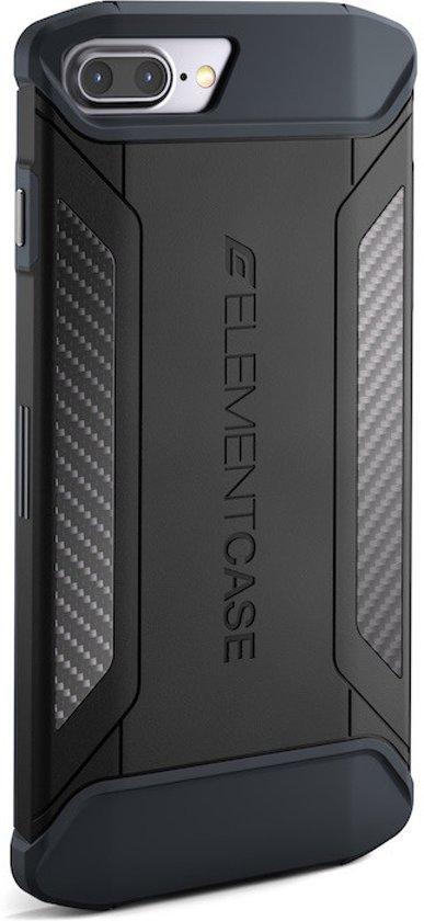 best service 84d39 a24a3 Element Case CFX iPhone 7 Plus Black