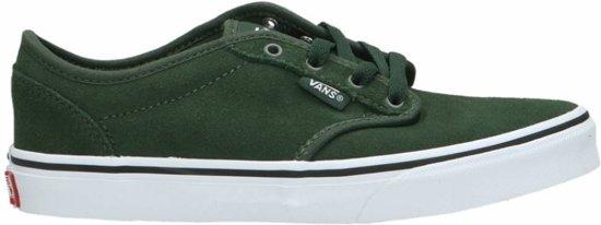 724c33aa9bd Vans YT Atwood groen sneakers kids