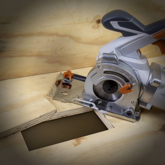 Thor Compact Invalcirkelzaag 710W + laser 7063051 Batavia
