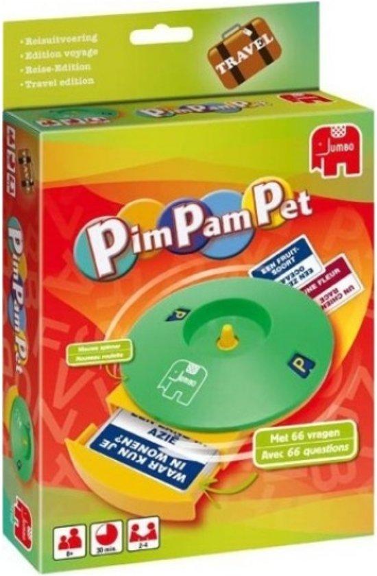 Afbeelding van het spel Jumbo Pim Pam Pet Reiseditie