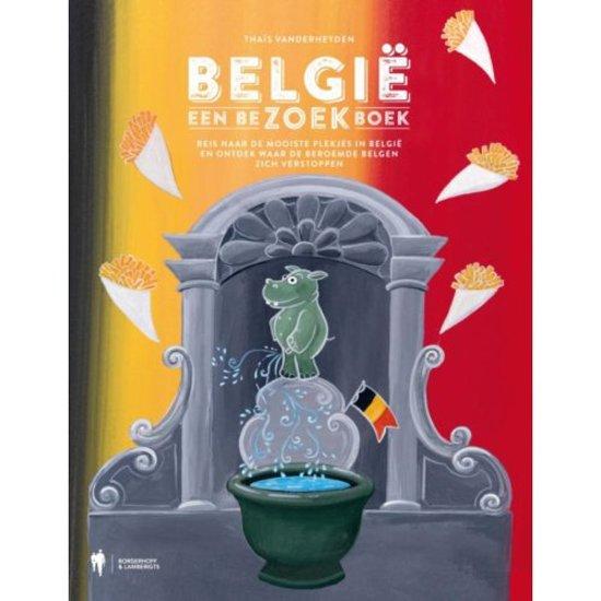 België, een beZOEKboek
