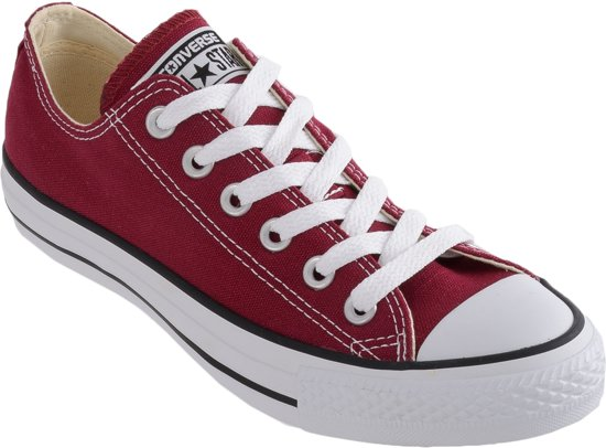 42 Maat Converse Rood Star All Sneakers Ox 5 wxq8HXq