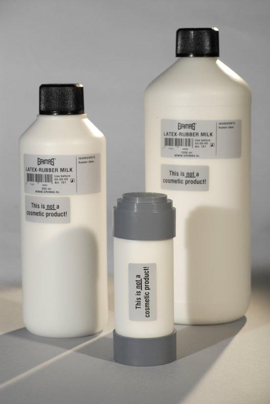 Latex-rubber Melk 500ml