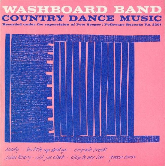 Washboard Band: Country Dance Music