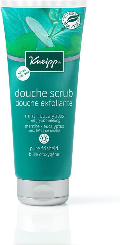 Kneipp Mint Eucalyptus Douche Scrub - 200 ml