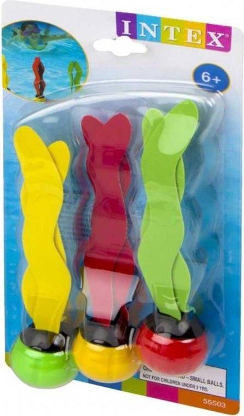 Intex - Speelballen - Onder water - 3st.