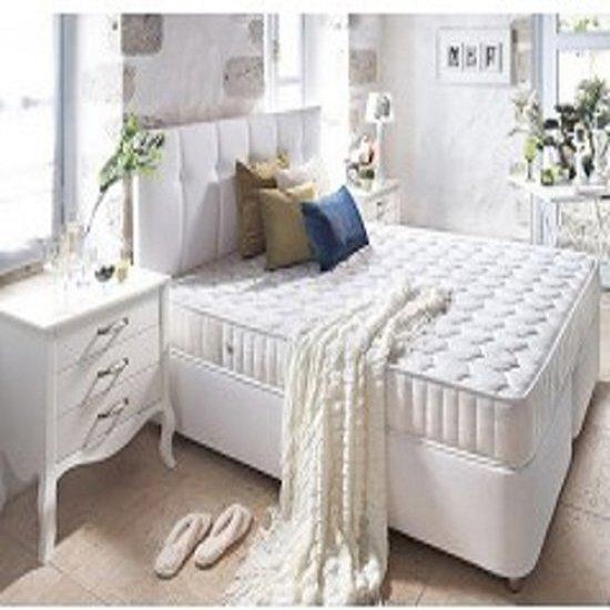 Bed 140x200 Compleet.Bol Com Ela Wonen Slapen Ela Baza Bed Met Opbergruimte 140x200