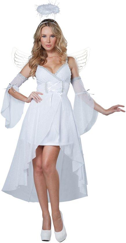 Hemelse Engel kostuum voor vrouwen  - Verkleedkleding - Large