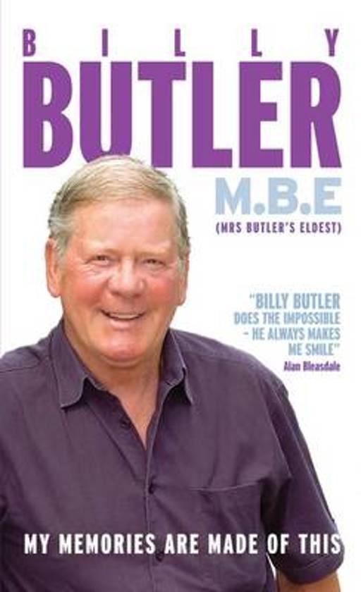 Billy Butler M.B.E