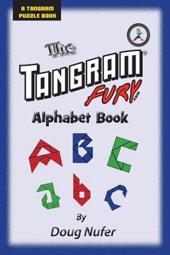 Tangram Fury Alphabet Book
