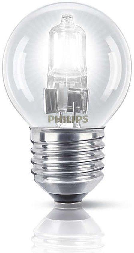 Philips EcoClassic halogeenlamp 28W E27 3 stuks P166726