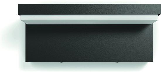 Philips myGarden Bustan - Wandlamp - 2 Lichtpunten - antraciet - 2 x 500lm