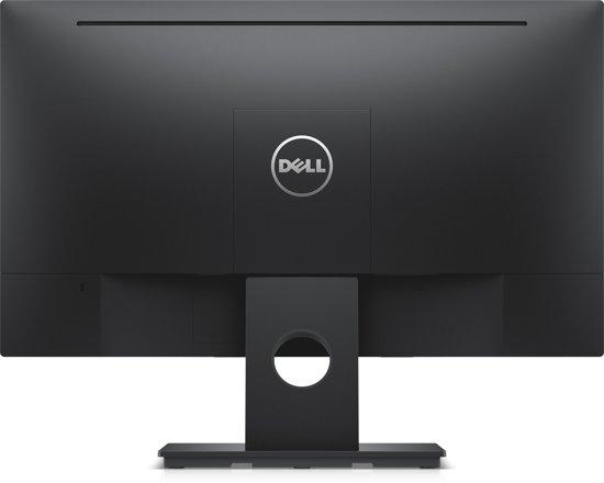 DELL E Series E2318H 23'' Full HD LED Mat Flat Zwart computer monitor
