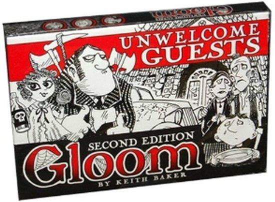 Afbeelding van het spel Gloom Unwelcome Guests 2nd Edition