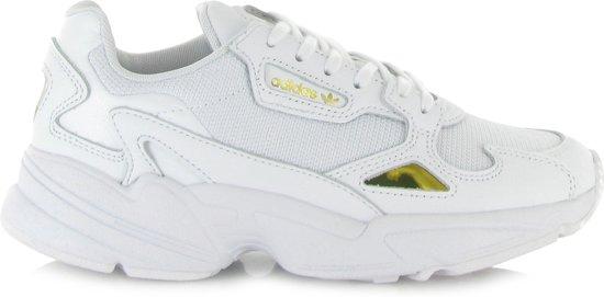 032eb7abb67 Wit W Maat Sneakers Adidas Falcon Dames 40⅔ wq6RtIxztW
