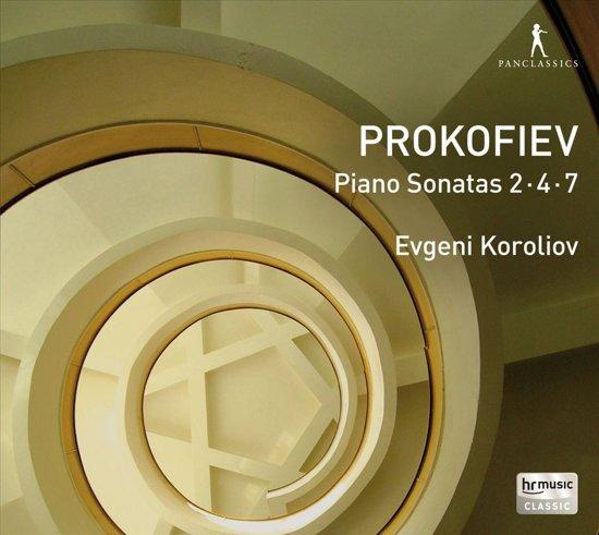 Klaviersonaten Nr. 2, 4, 7