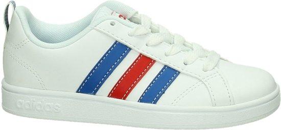 Boys Advantage Adidas Bianco 36 Sporty Sneaker Taglia Vs K Low YY5wgFq
