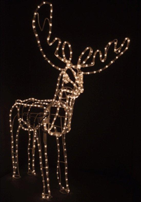 bol.com | Bewegende rendier lichtslang 3D