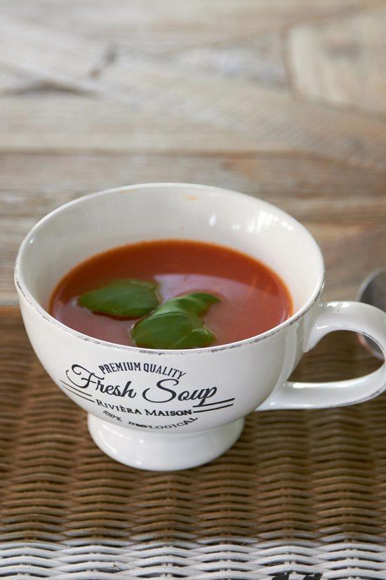 Welp bol.com | Rivièra Maison Fresh Soup Bowl - Soepkom - Wit SC-96