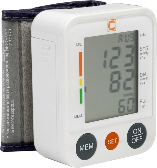 Cresta, BPM220 Digitale Pols Bloeddrukmeter