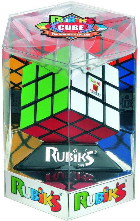 Rubik's Cube Silver Edition