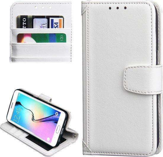 tui Portefeuille Blanc Pour Samsung Galaxy S7 0fVXspZ5AT