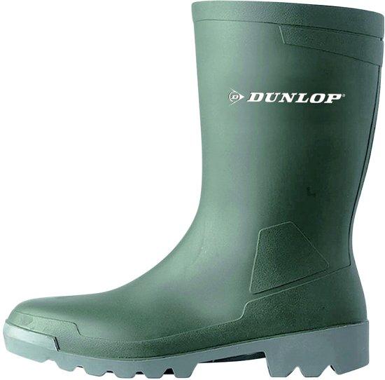Dunlop Kuitlaars Hobby Groen - Laarzen - 42