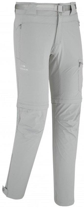 EIDER FLEX ZIP OFF PANT MEN - ARCTIC GREY-F XL