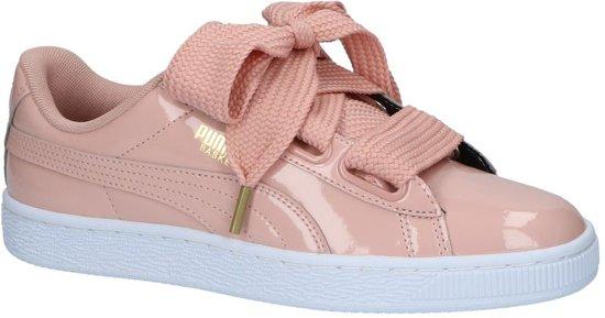 Puma 363073 Sneaker laag sportief Dames Maat 37 Roze 11 Peach BeigePuma White