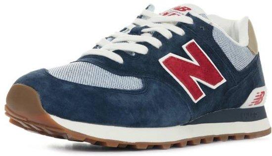New Ml574ptr Sneakers Heren Blauw Balance toxBQdCshr