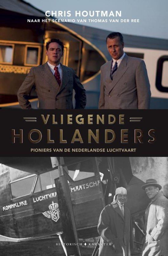 Boek cover Vliegende Hollanders van Chris Houtman (Paperback)
