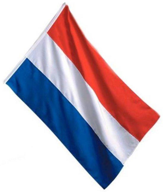 vlag (Nederlands)    100 x 150 cm spun-poly.