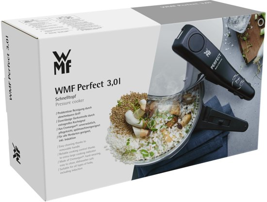 WMF Perfect Snelkookpan 3 L