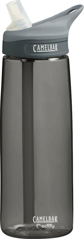 Camelbak - Eddy - 750 ml – Charcoal - Bidon/drinkfles