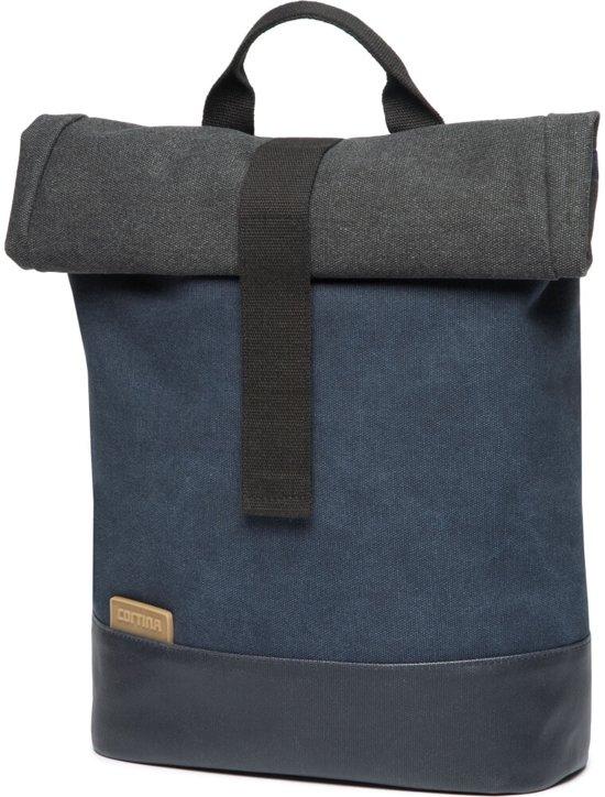 Cortina Denim Backpack Memphis Blue mt M