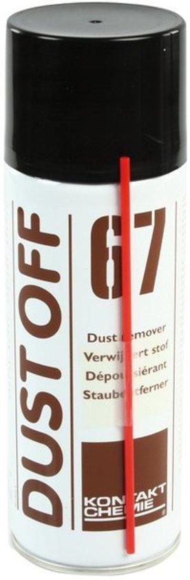 Kontakt Chemie 67/400P DUST OFF 67 plus 400 ml