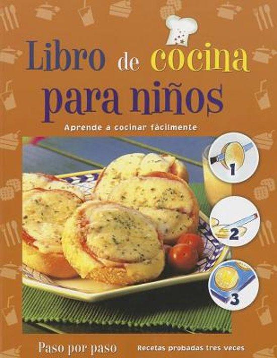 Libro de cocina para ninos tomo 9786074155945 boeken - Libros de cocina para ninos ...