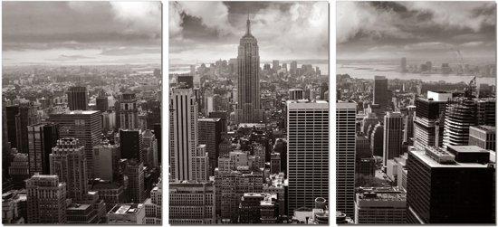 bolcom pinehouse canvas 3 luik new york skyline