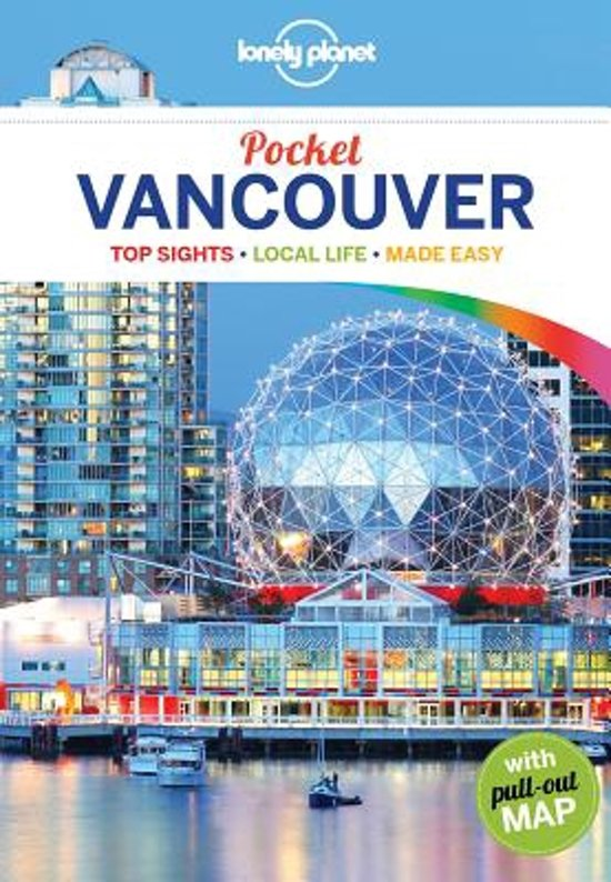 Lonely Planet Pocket reisgids Vancouver