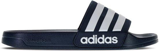 86e82c81df8 adidas CF Adilette Slippers Volwassenen - Collegiate Navy / Ftwr White /  Collegiate Navy - Maat