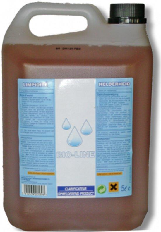 Anti alg 5 liter voor zwembad, clarificateur
