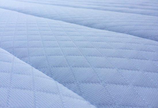 Slaaploods Split Topmatras Basic - Traagschuim - Dikte: 8 cm