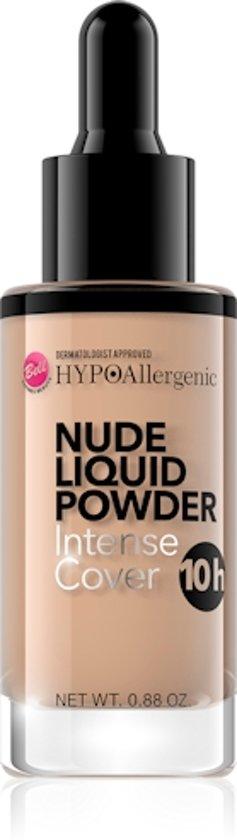 Hypoallergenic - Hypoallergene Nude Liquid Powder #03 Natural