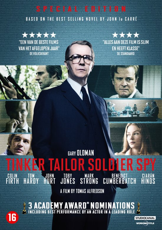 Tinker Tailor Soldier Spy (Special Edition)