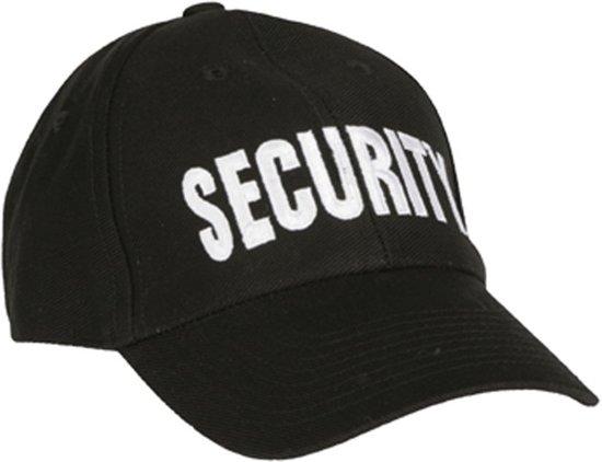 Security baseballcap