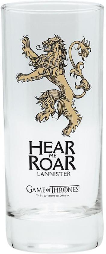 GAME OF THRONES - Glass Lannister