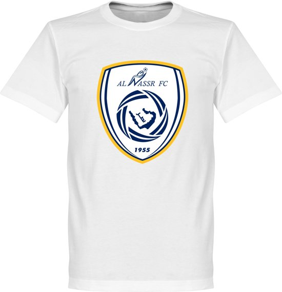 Al Nassr Logo T-Shirt - Wit - S