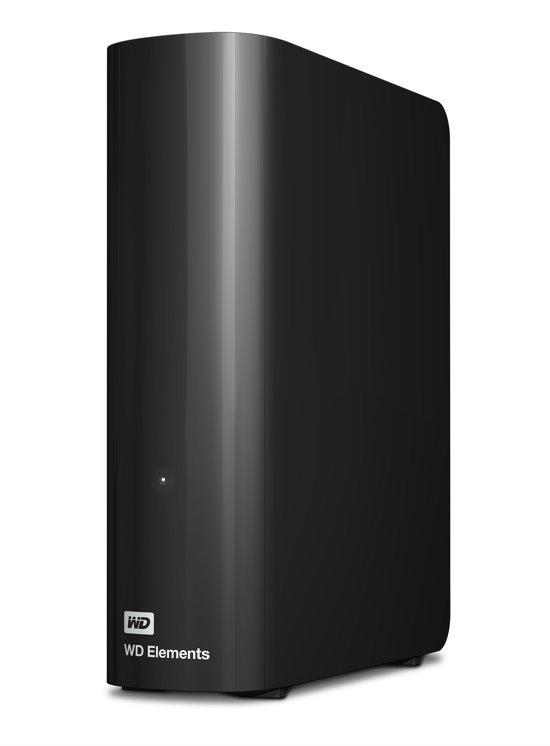 WD Elements Desktop - Externe harde schijf - 3 TB